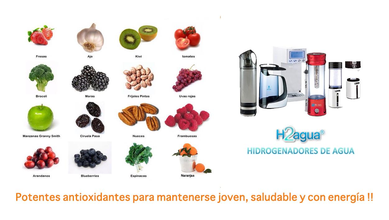 Hidrogenadores H2agua